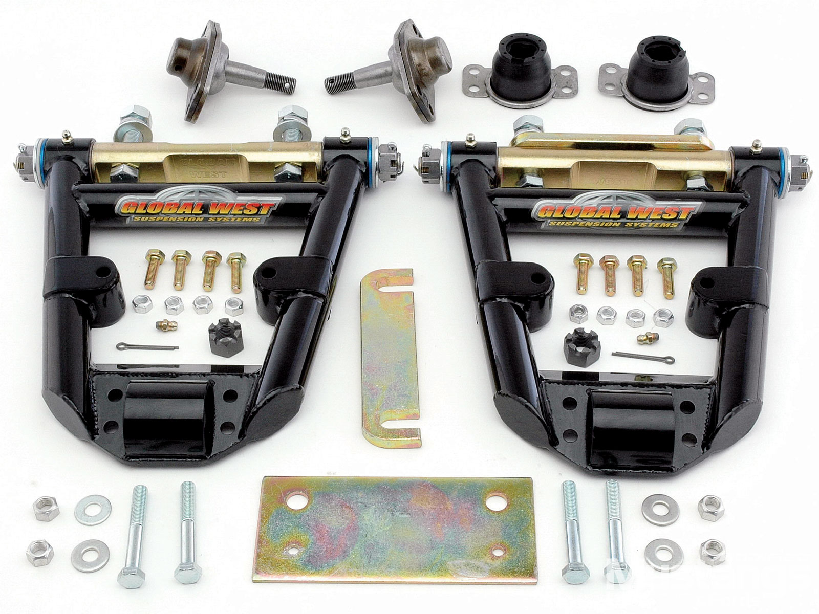 Suspension Systems Stamped Control Arms