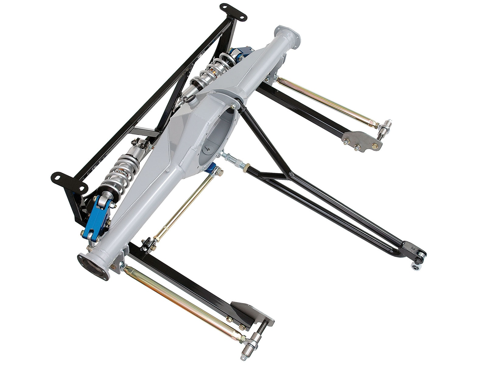 Suspension Systems Advance Rear Suspension