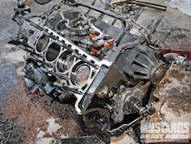 Ported Trick Flow Two-Valve Modular Engine Cylinder Head