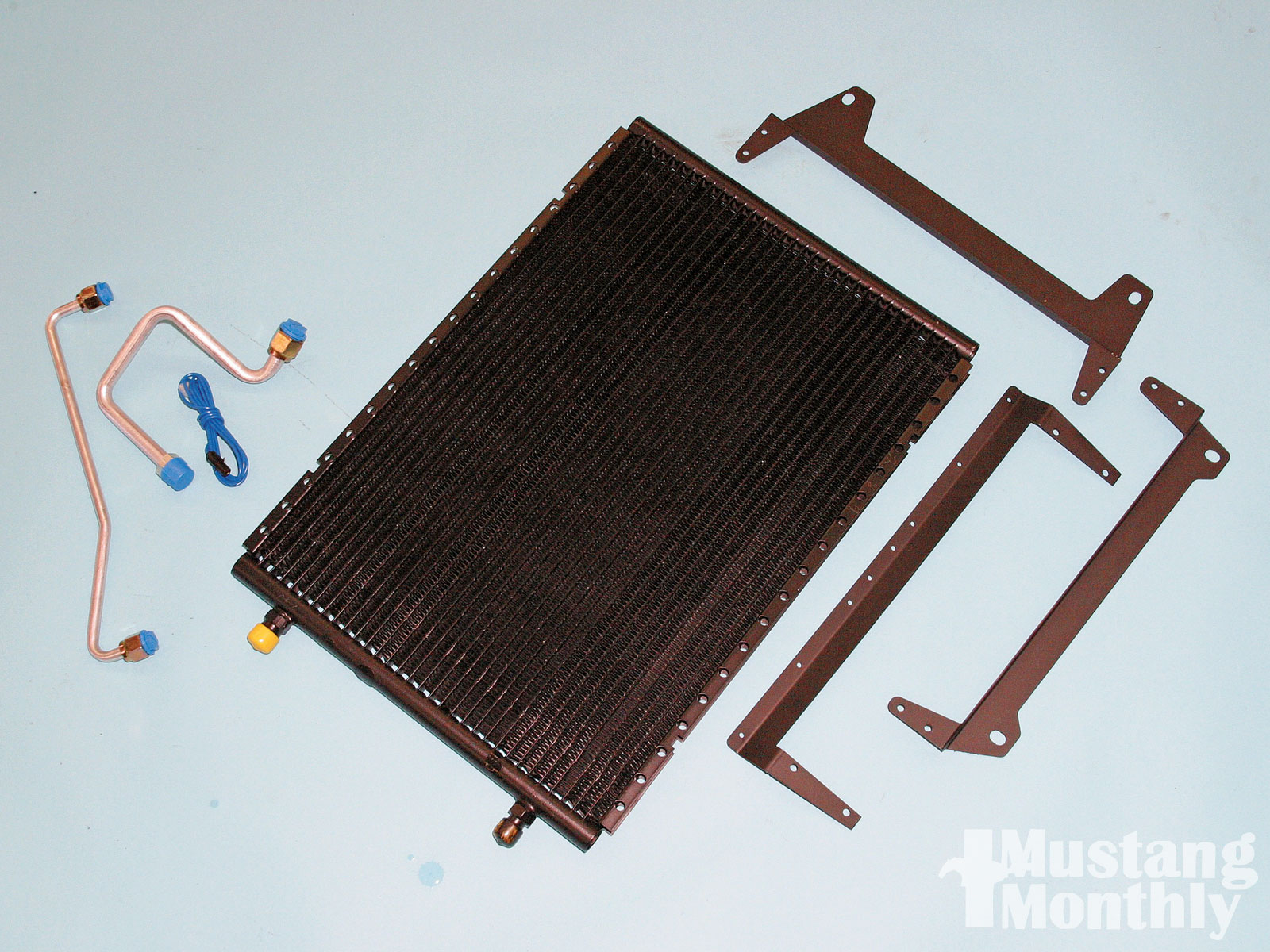 Mump 1007 06 O Air Conditioning Installation High Efficiency Condenser
