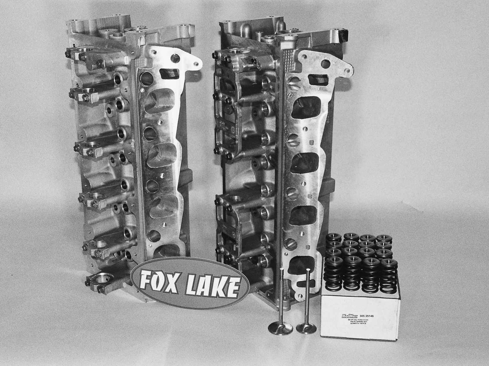 M5lp 0210 01  Ported Modular Heads Two Cam Cylinder Heads