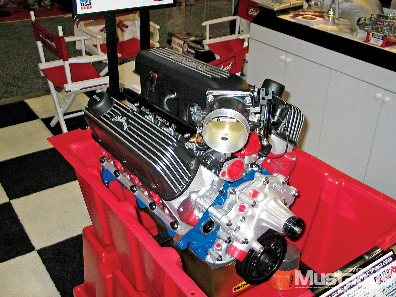 Pri Trade Show 347 Performer Rpm Xt Efi Crate