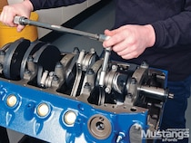 Trick Flow's Power Port Heads 351 Cleveland Engine - Modified