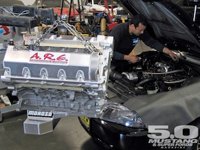 2002 Ford Mustang GT Two-Valve 4 6 & ProCharger's F-1A