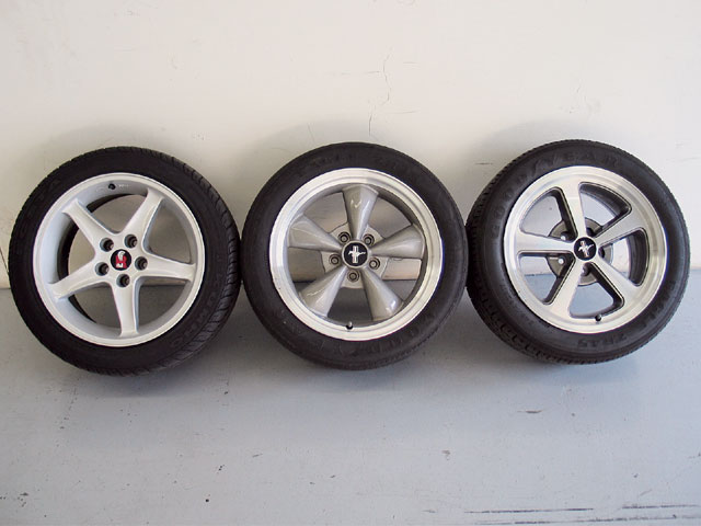 Mump 0605 06z Ford Mustang Fitting Rims