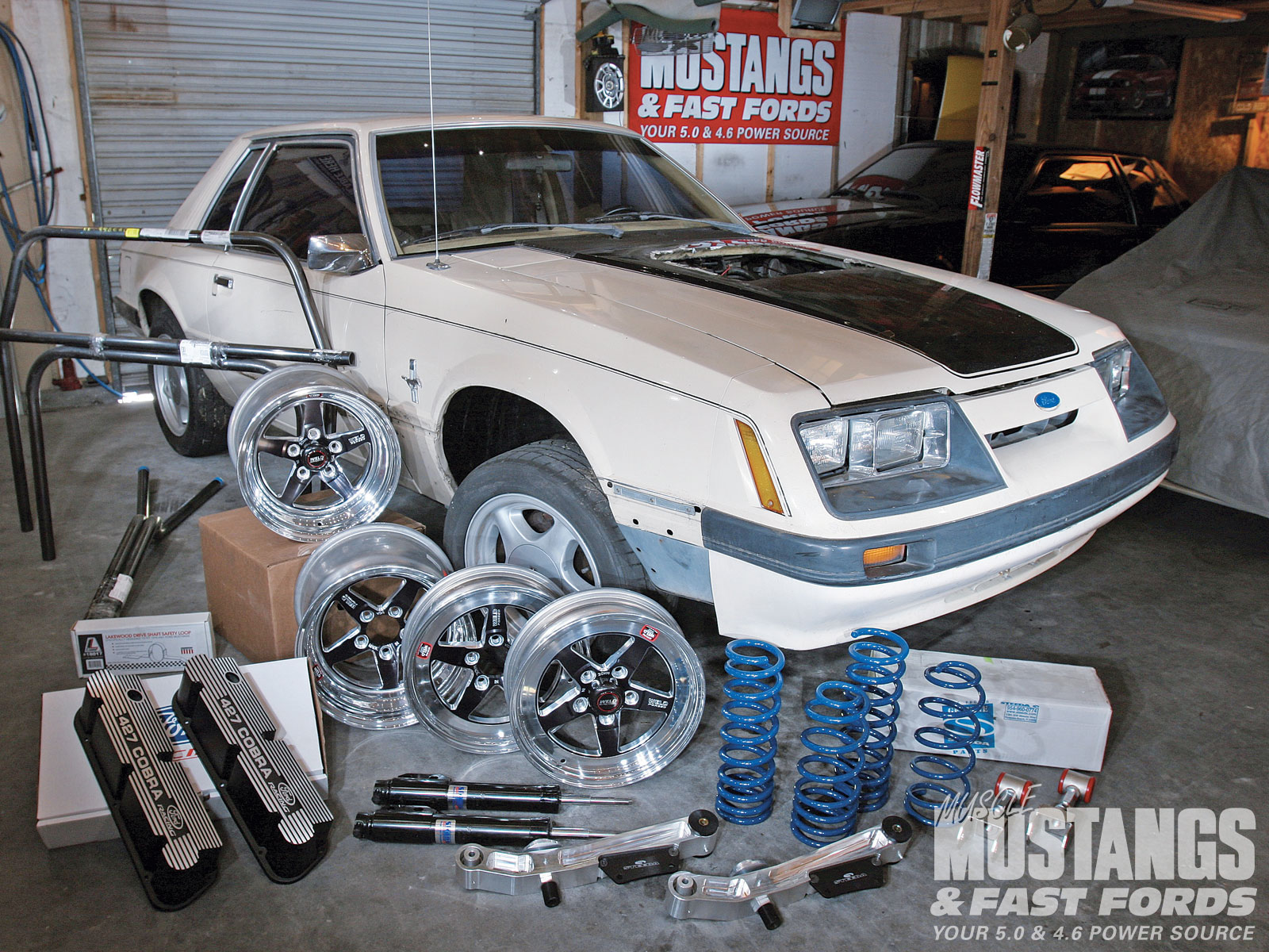 Mmfp 1008 01 O 1985 Ford Mustang Coupe Mustang - Photo 29514052