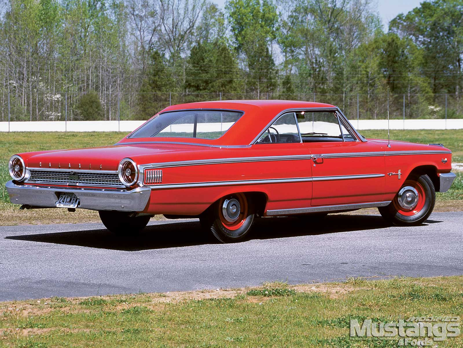 1963 Ford Galaxie Fastback