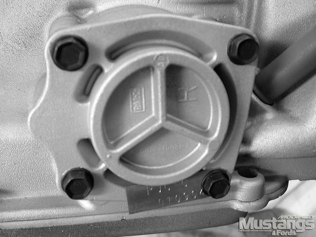 Mump 0210 01  Detail A 1971 C6 Transmission  Article Lead