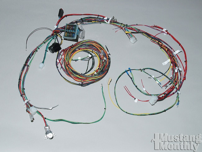 Mump 0305 01  Painless Performance Wiring System  Full Kit