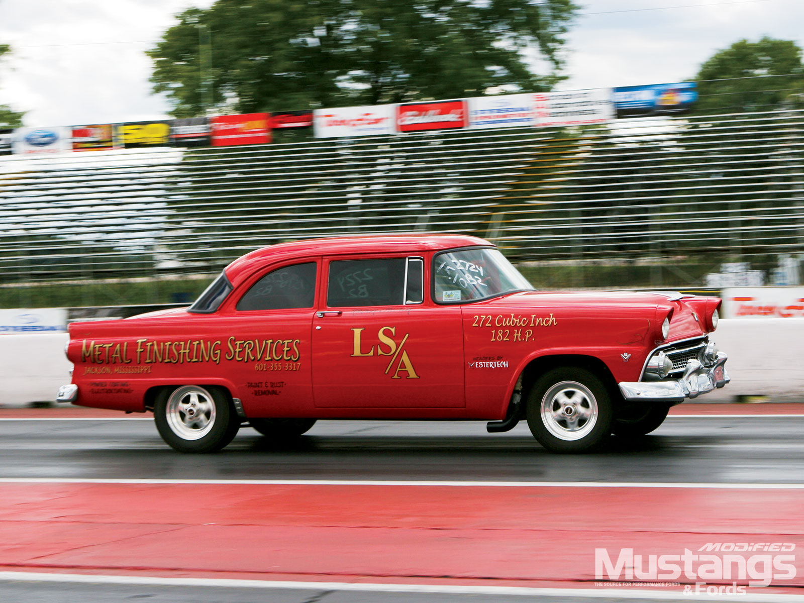 Nmra Y Block Shootout  1955 Ford