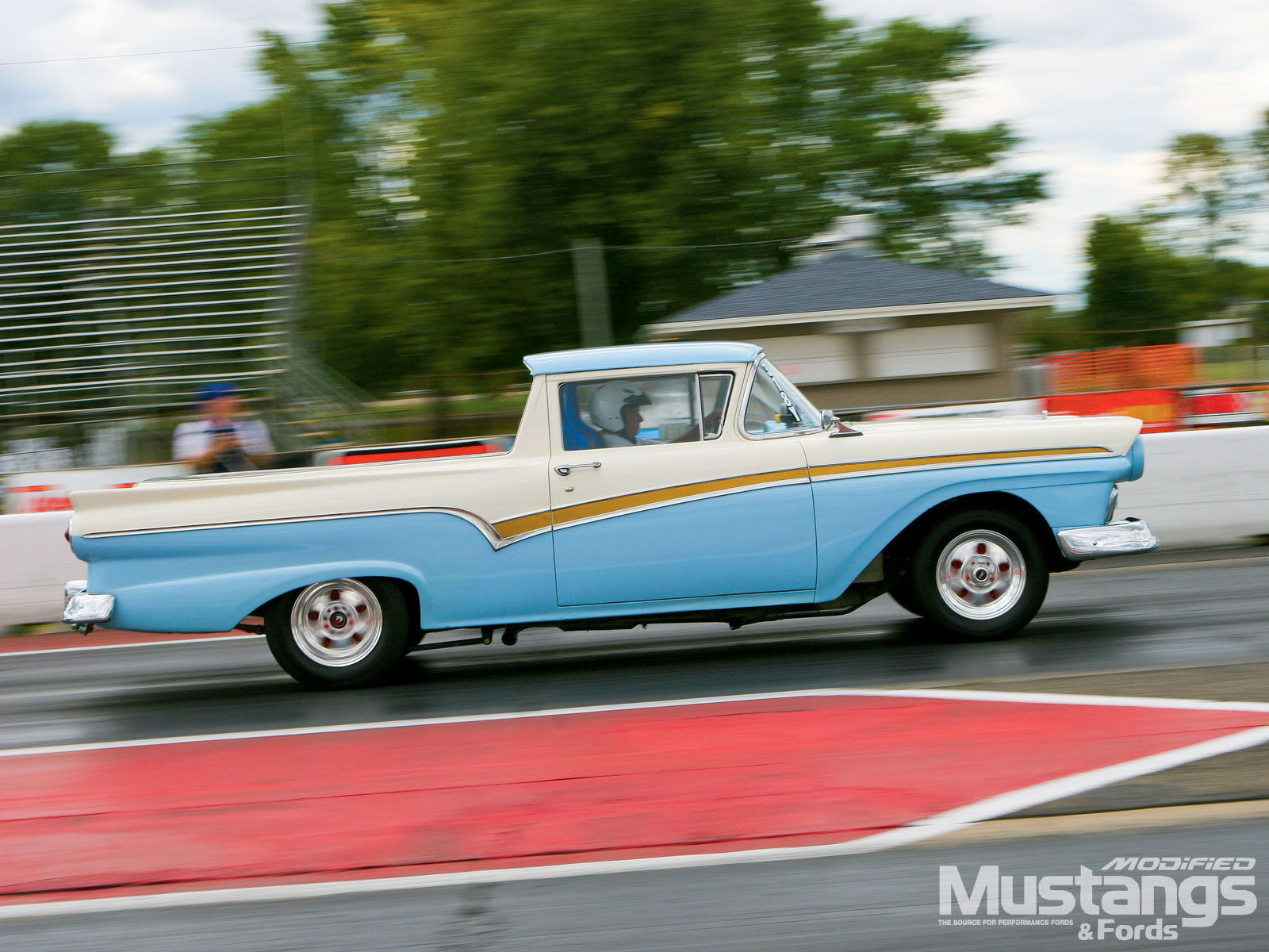 Nmra Y Block Shootout  Ranchero