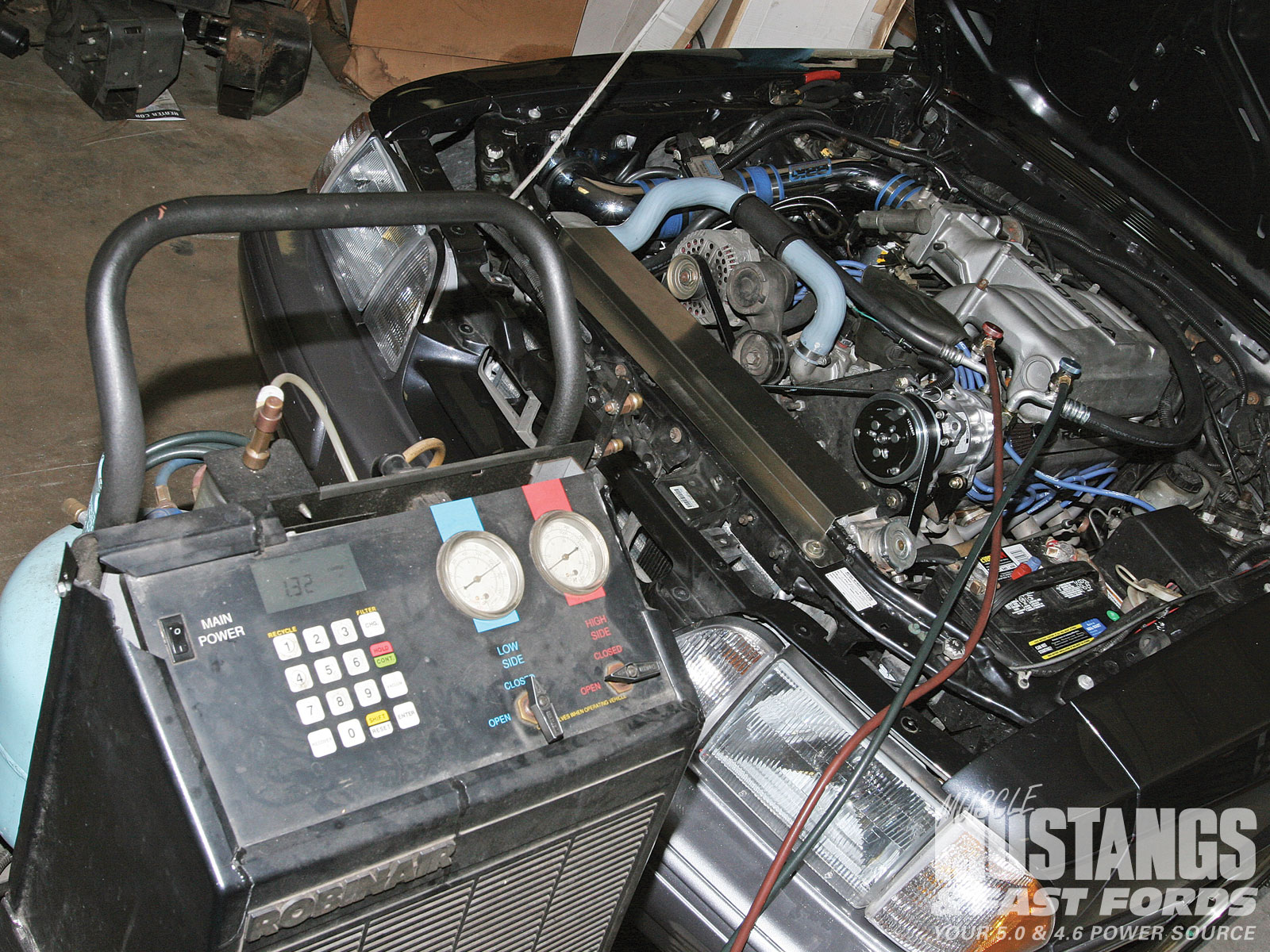 Mmfp 1010 01 O 1993 Ford Mustang Lx Engine - Photo 30189076