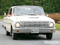 1963 Ford Falcon Futura - Modified Mustangs & Fords Magazine