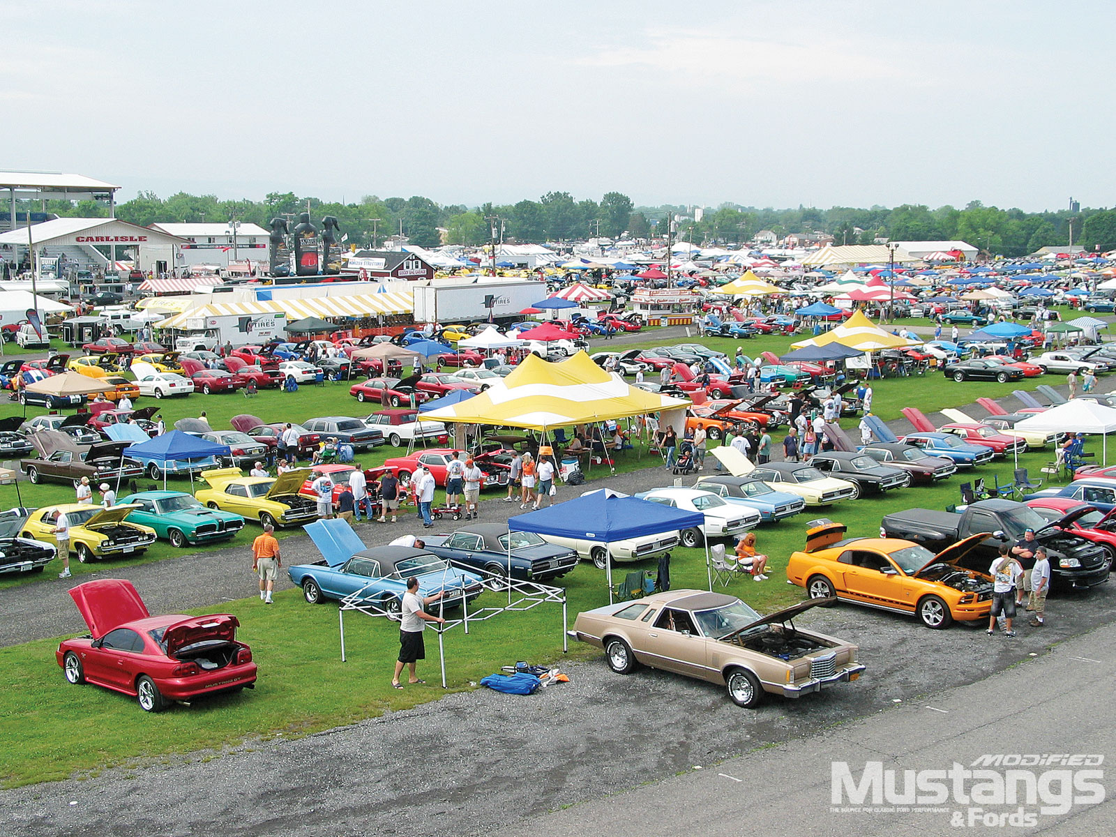 The 15Th Annual Carlisle Nationals Event