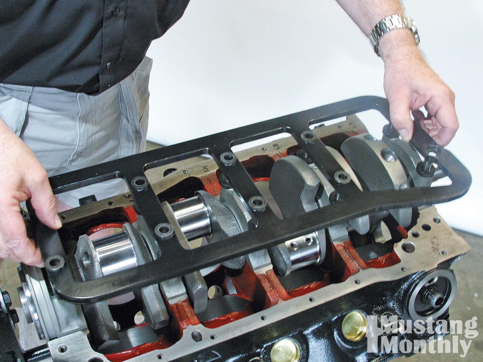 Mump 1010 09 O Building A Budget 347 Engine Main Stud Girdle