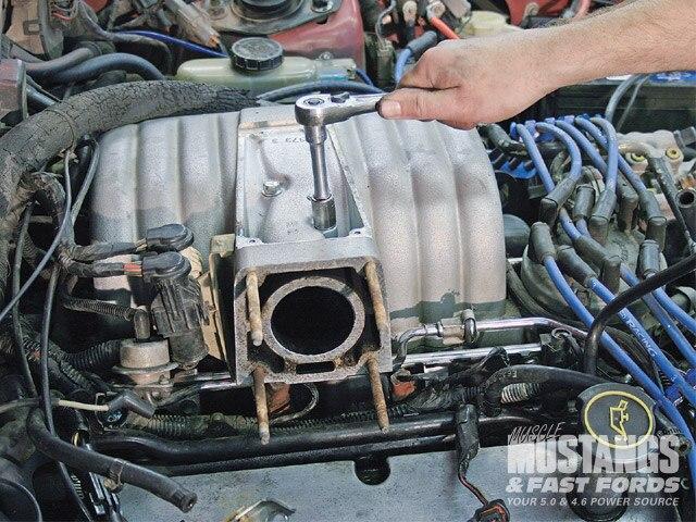 Mmfp 0910 08 Z Mass Airflow Conversion Throttle Body
