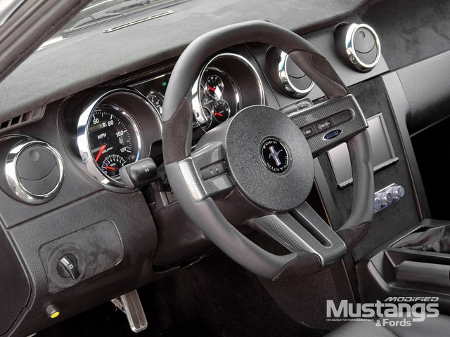 69 Mustang Sportsroof Engine Steering Wheel