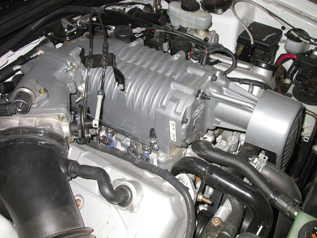 Mmfp 0306 03 Z+2003 Ford Mustang Cobra+eaton M112 Supercharger