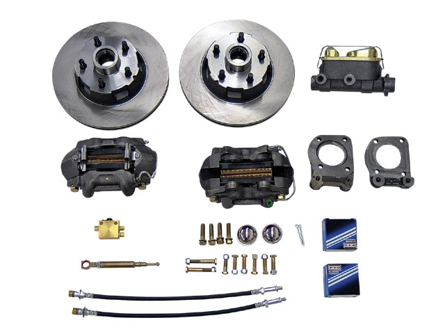 Master Power Brake Upgrade Master Power Brakes Kit