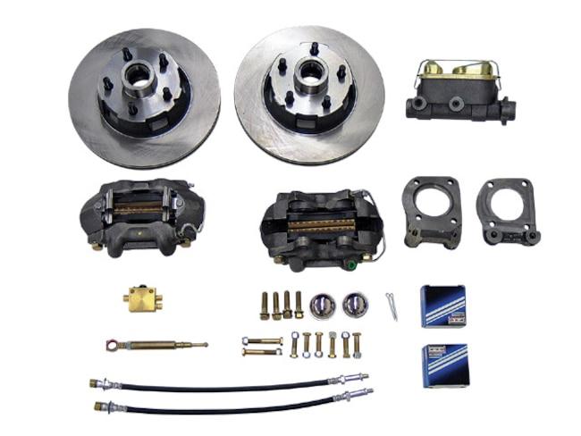 Mdmp 0910 02 Master Power Brake Upgrade Master Power Brakes Kit