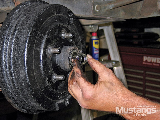 Master Power Brake Upgrade Wheel Houses