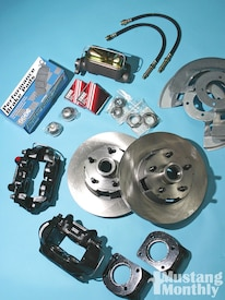 Mump_1102_10_o Mustang_performance_preparation Disc_brakes