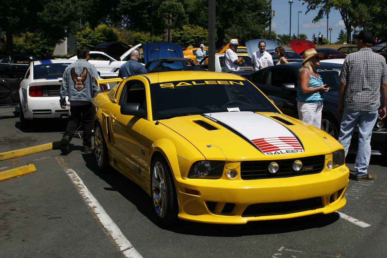 2009 Mustangs Of The Northwest Roundup