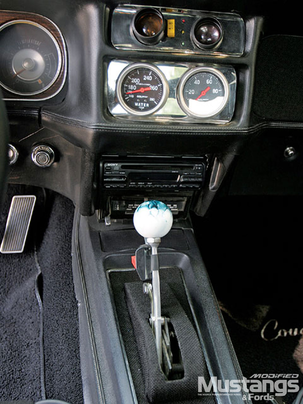 1969 Mercury Cougar Shift Knob