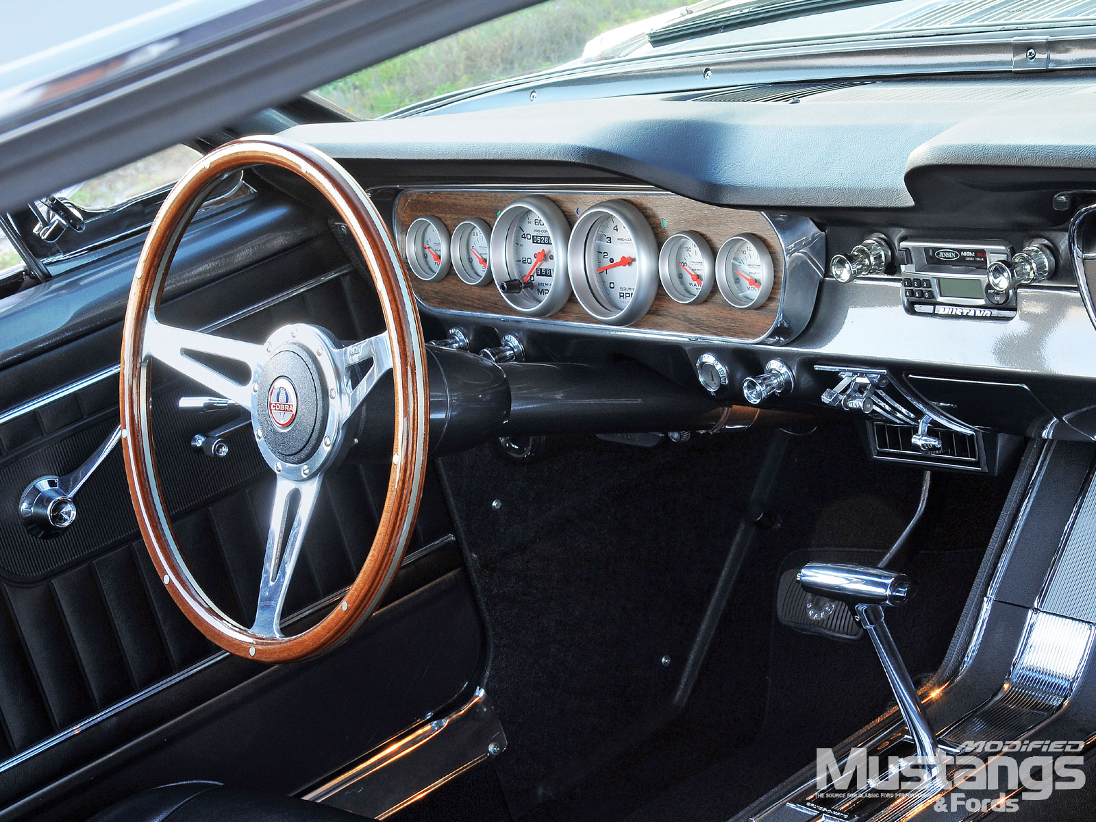 1964 Ford Mustang Pony Interior