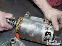 Mump_0912_08_o 1965_ford_mustang_starter Armature_removed