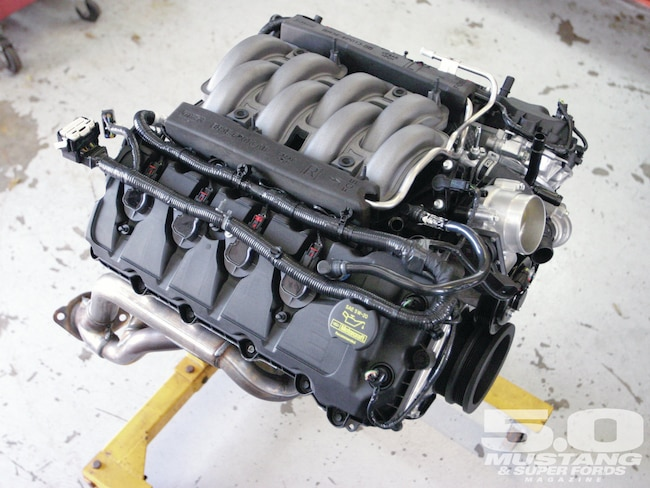 M5lp 1108 1994 Ford Mustang Cobra Engine 000 Living The Dream