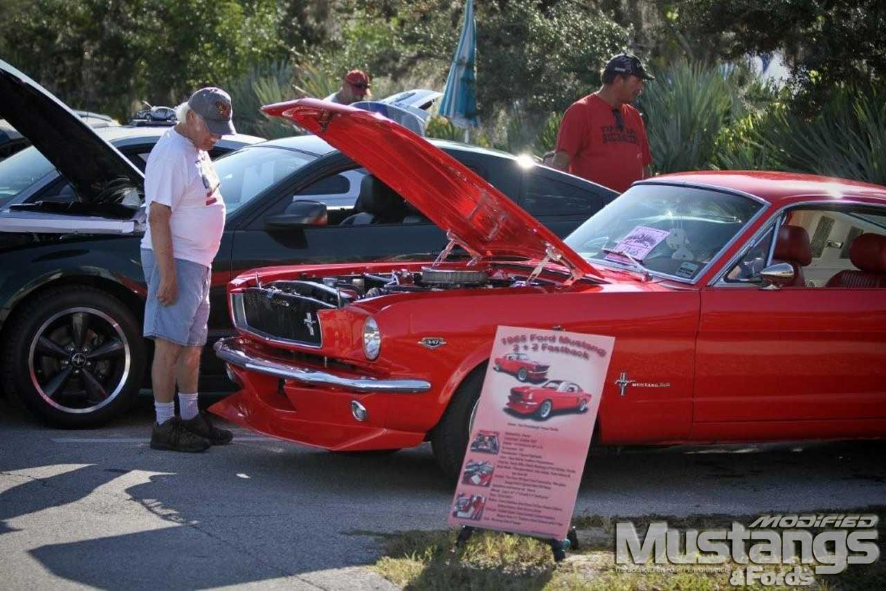 2009 28Th Annual Mustang Shelby And Ford Roundup Tampa Florida