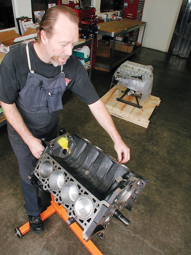 Coast High Performance >> Coast High Performance 4 6 Modular Stroker Crankshaft 5 0