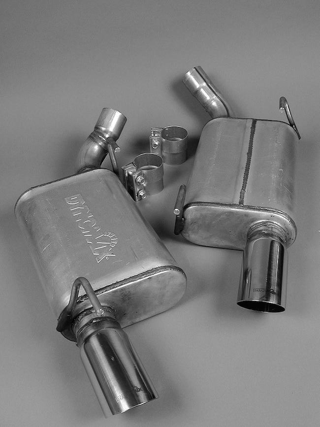 M5lp 0510 01  Dynomax Ultraflo Mufflers Dynomax  Ultraflo Mufflers