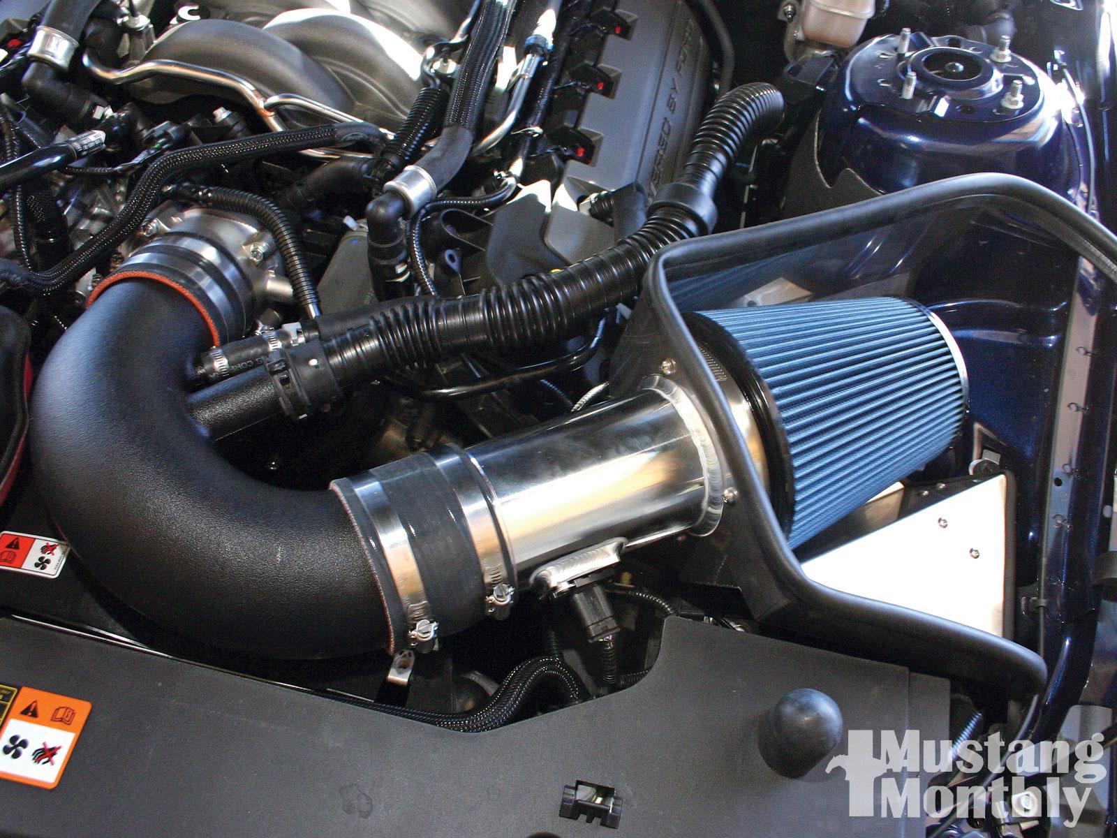 Mump 1103 22 O Steeda Ultimate Induction Pak Installation Induction Pak