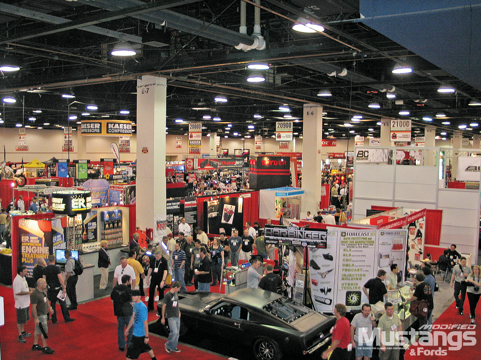 09 Sema Show Las Vegas Convention Center