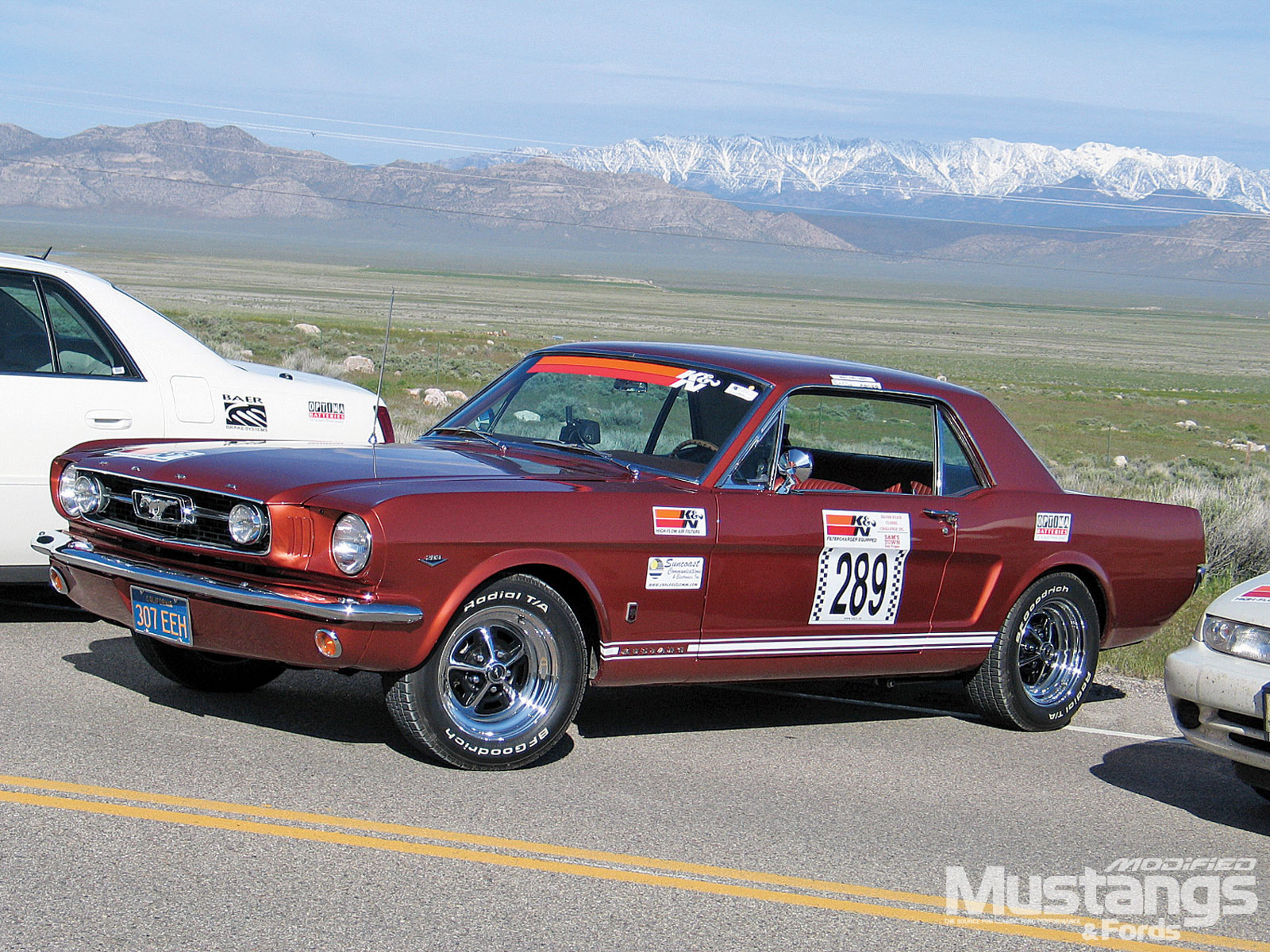 Best Mustangs To Modify 1966 Mustang Gt