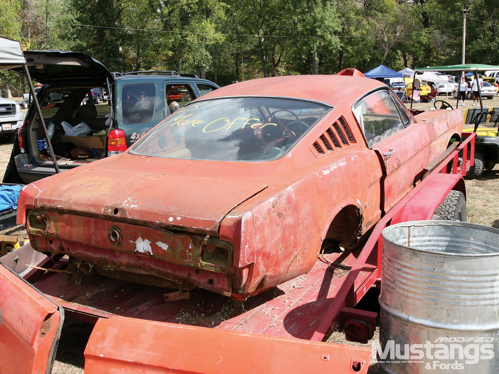 Best Mustangs To Modify Mustang Restoration Project