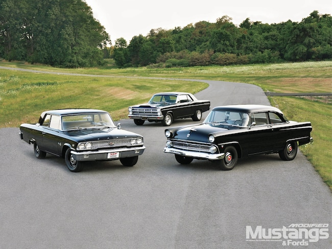Mdmp 1109 1955 Coupe 1967 Fairlane 1963 R Code Men In Black Fords 000