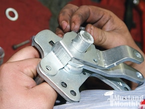 Fixing a Manual Shifter - How To Repair And Service Manual Shifters