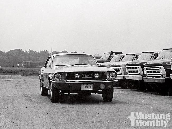 Mump 1003 01  1967 Tasca Kr 8 Kr 8 Mustang
