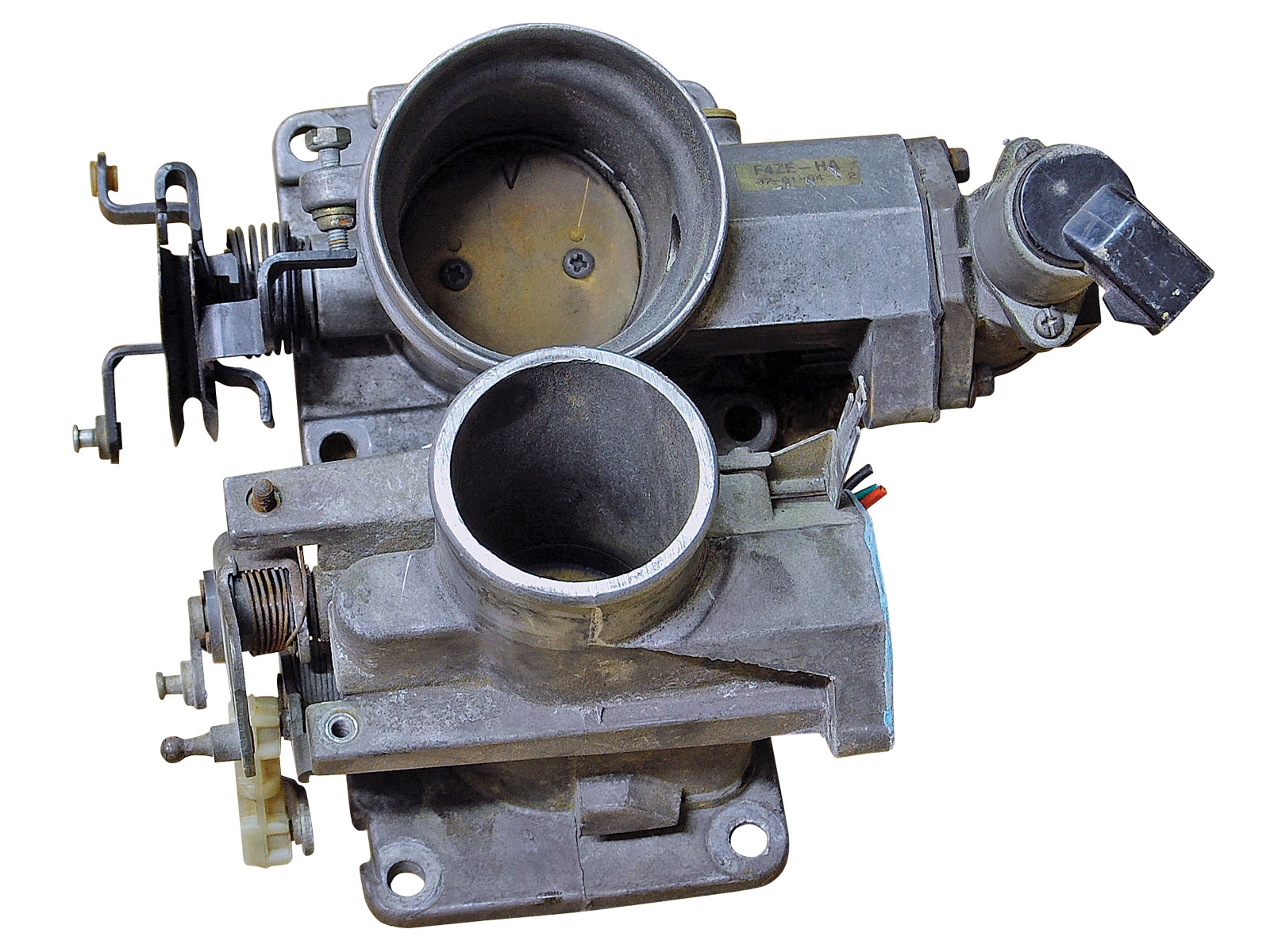 Maverick Engine Buildup Throttle Body