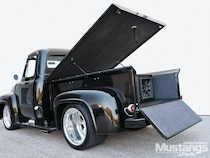 1954 F-100 - Old School, New School, Way Cool! - Modified