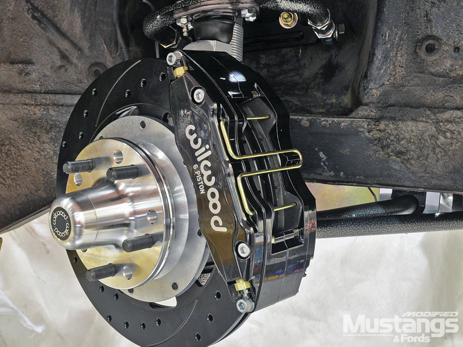 Mdmp 1106 01 TCP Products Wilwood Disc Brake Upgrade