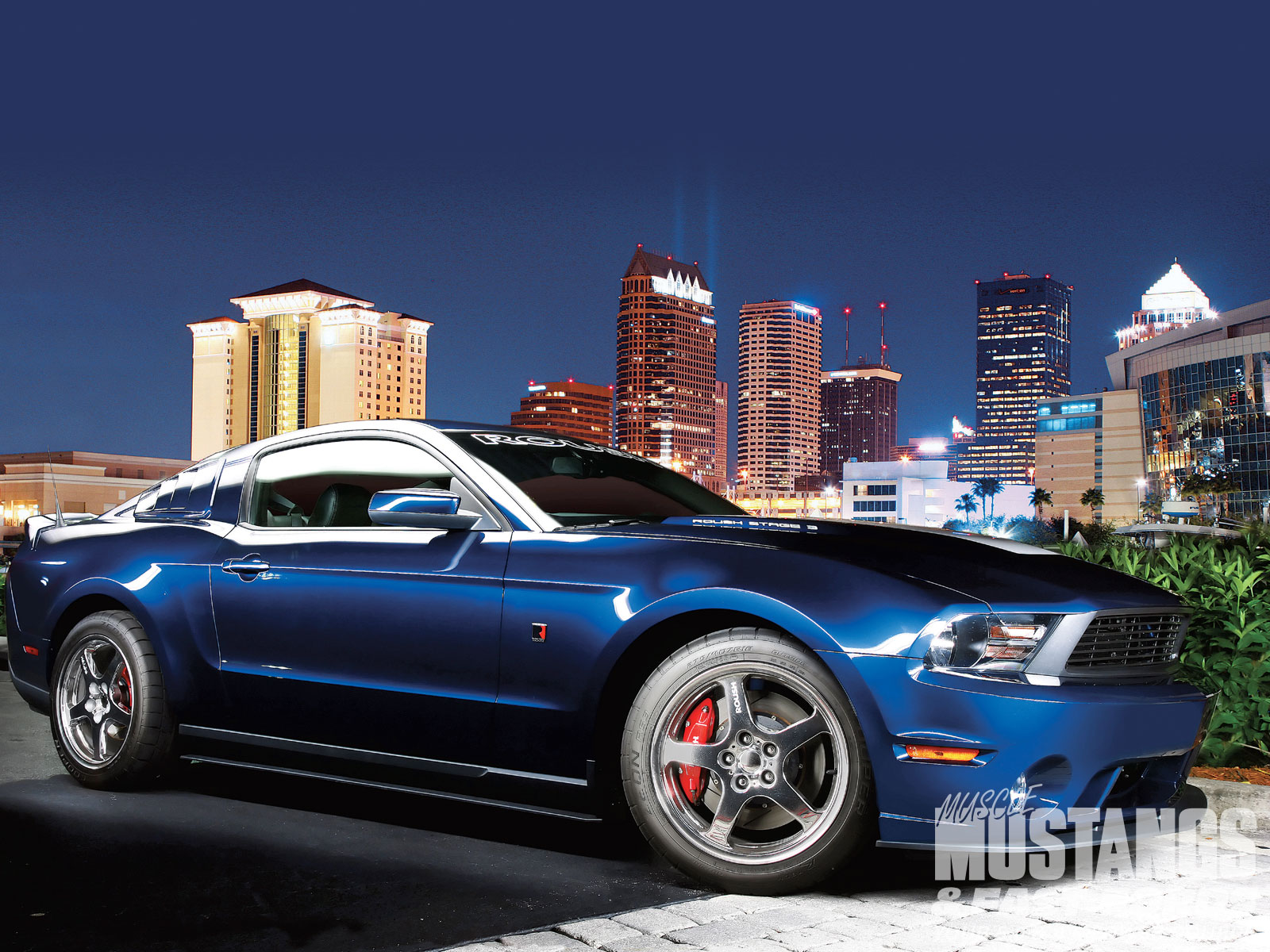 Mmfp 1005 01 O 2010 Roush Stage 3 Mustang Side View