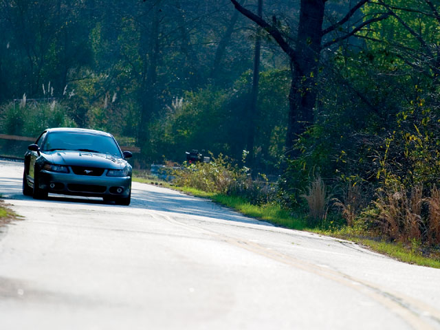 2003 Svt Cobra Road