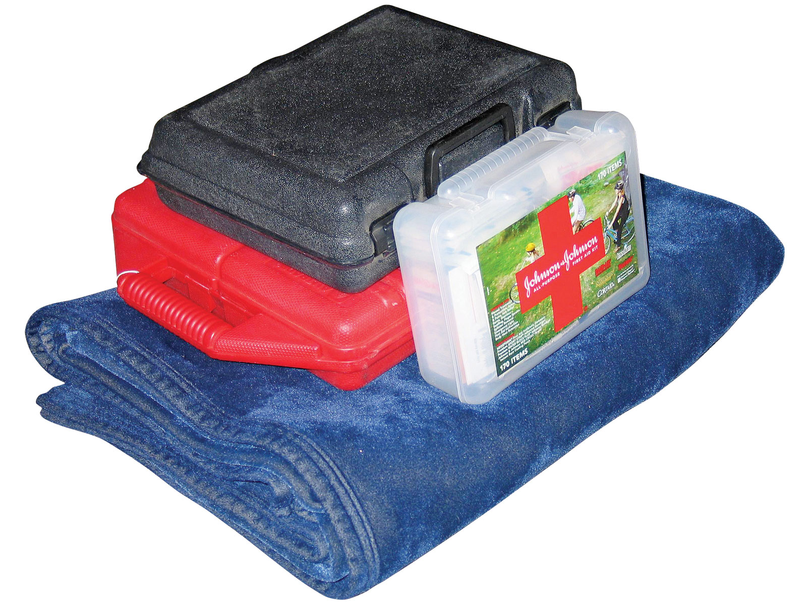 Road Side Emergency Kit Overview Kit