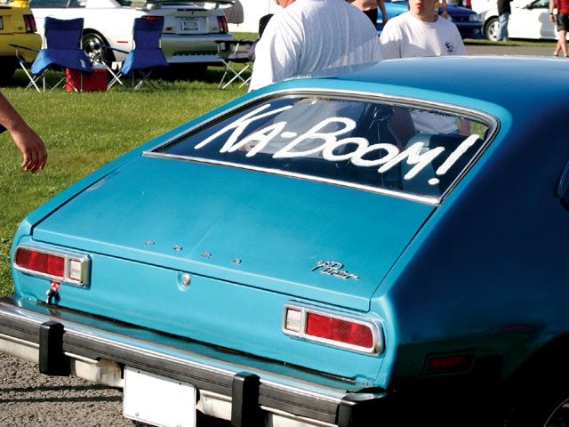 All Ford Nationals Ford Pinto
