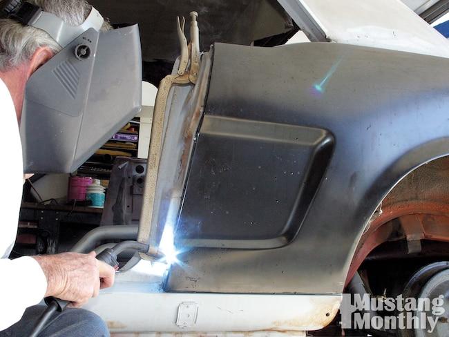Mump 1006 01 O Replacing Sheetmetal Replacing Quarter Panel