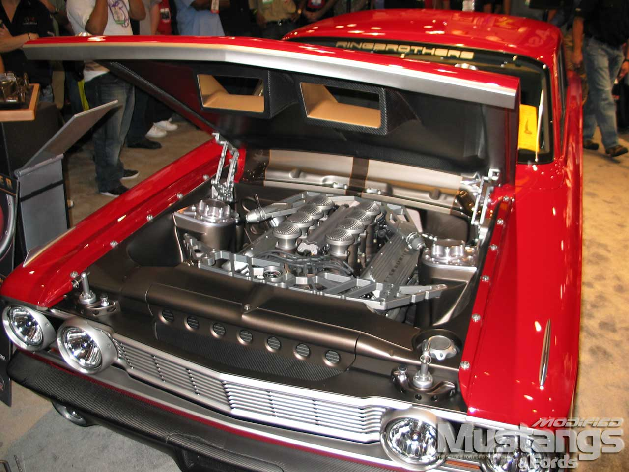 2009 SEMA Show Exculsive Photos